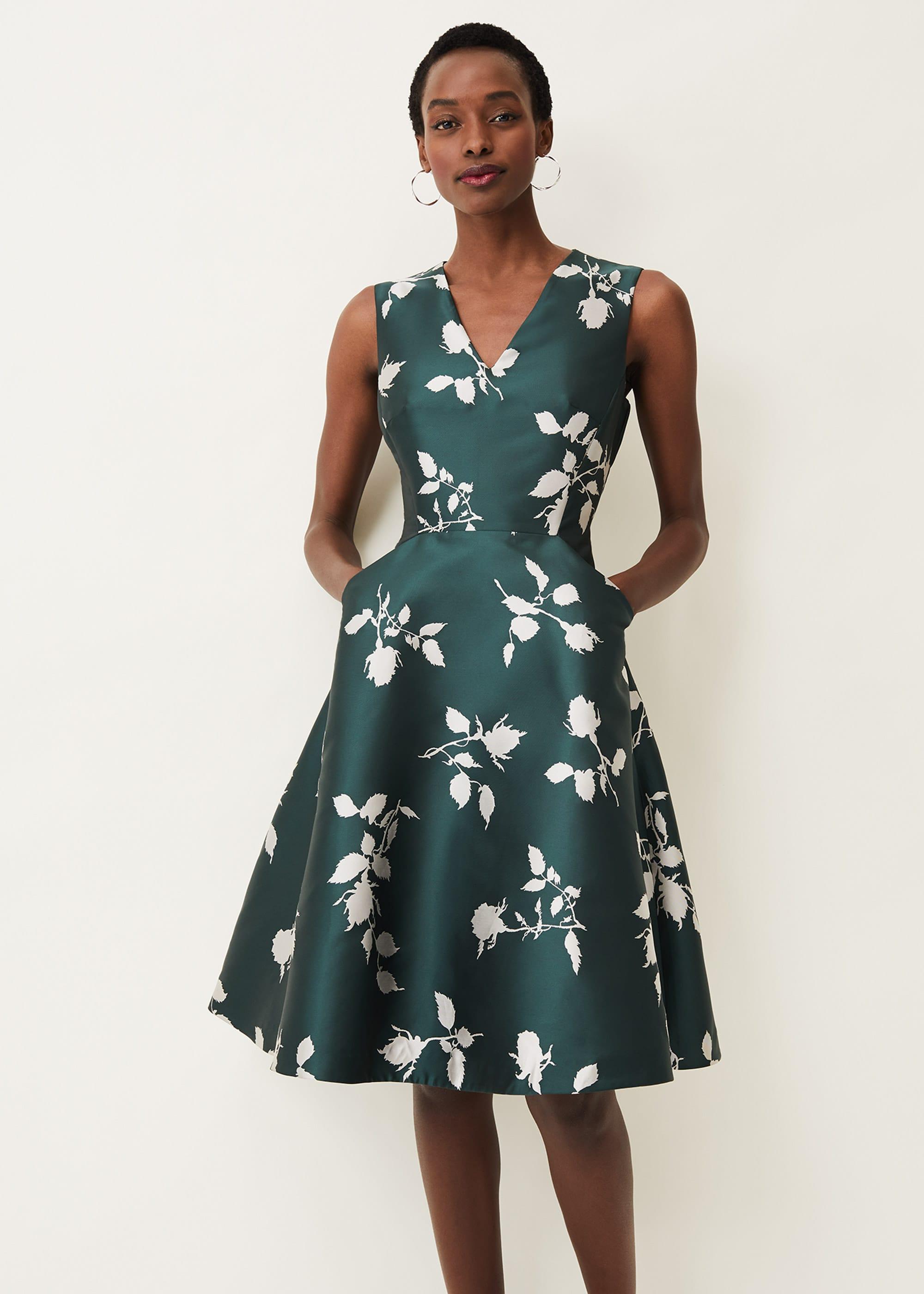 Phase Eight Women Jordyn Jacquard Dress