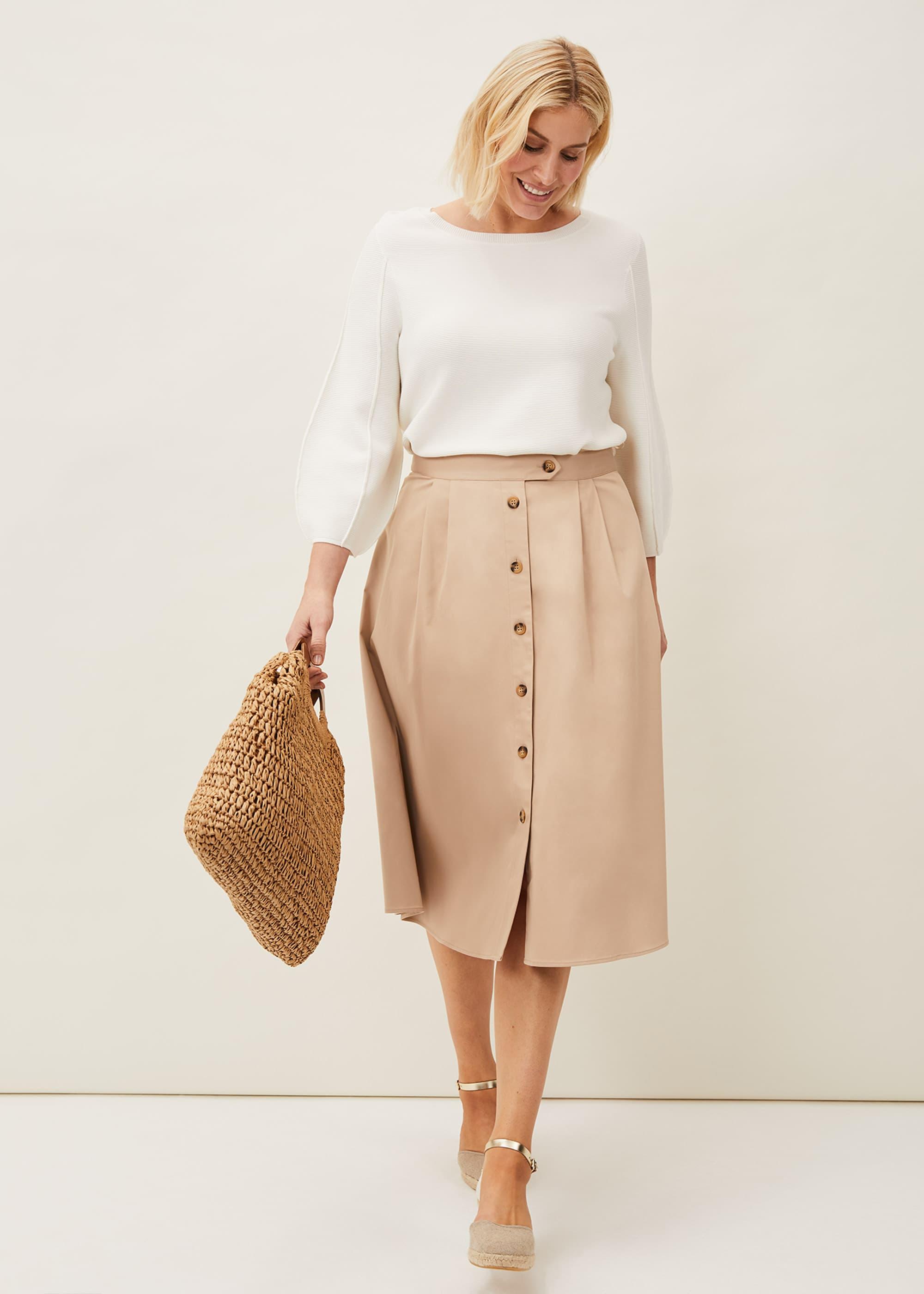 Phase Eight Women Artemisia A-line Skirt