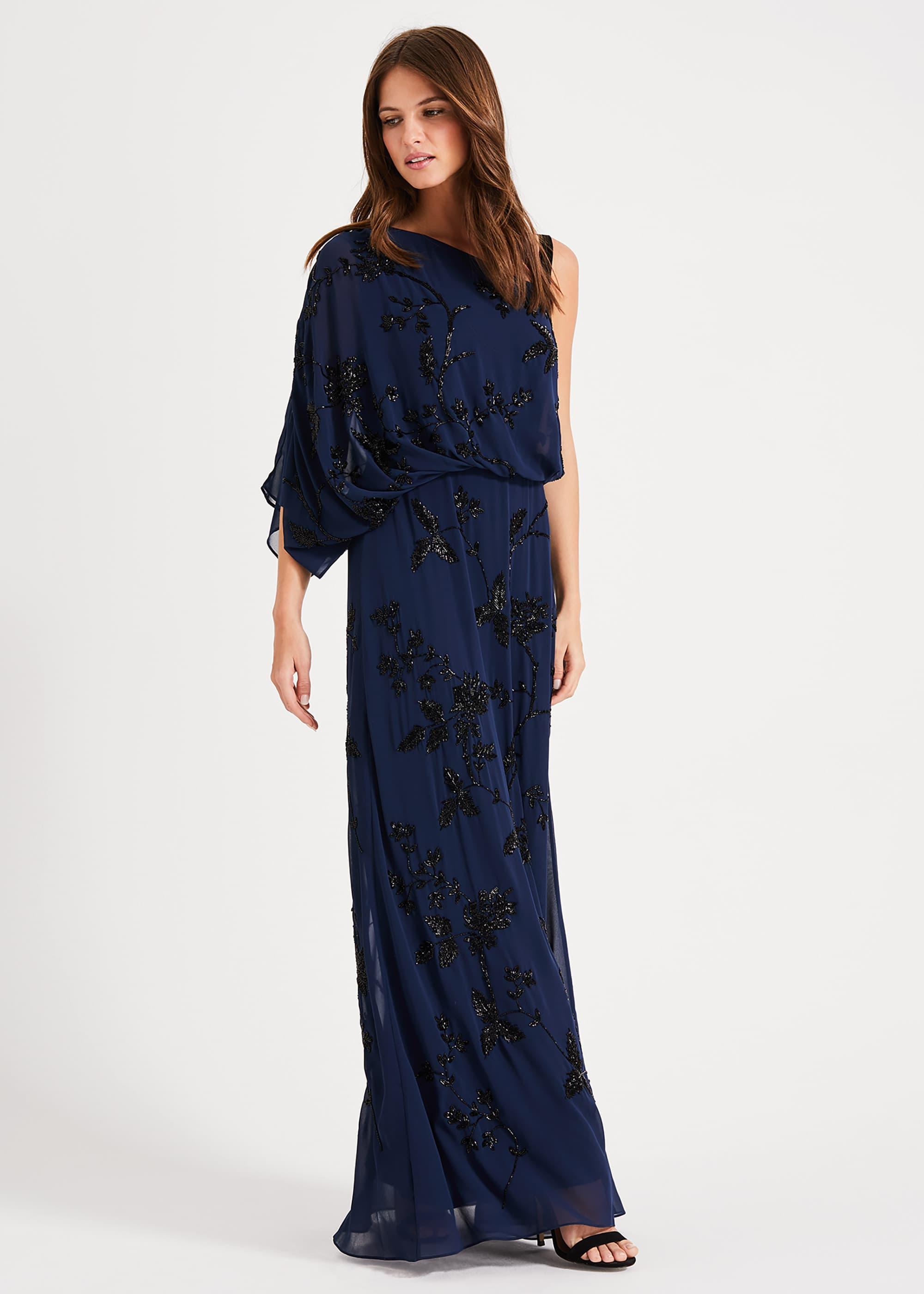 Phase Eight Women Shirley Embellished Maxi Dress