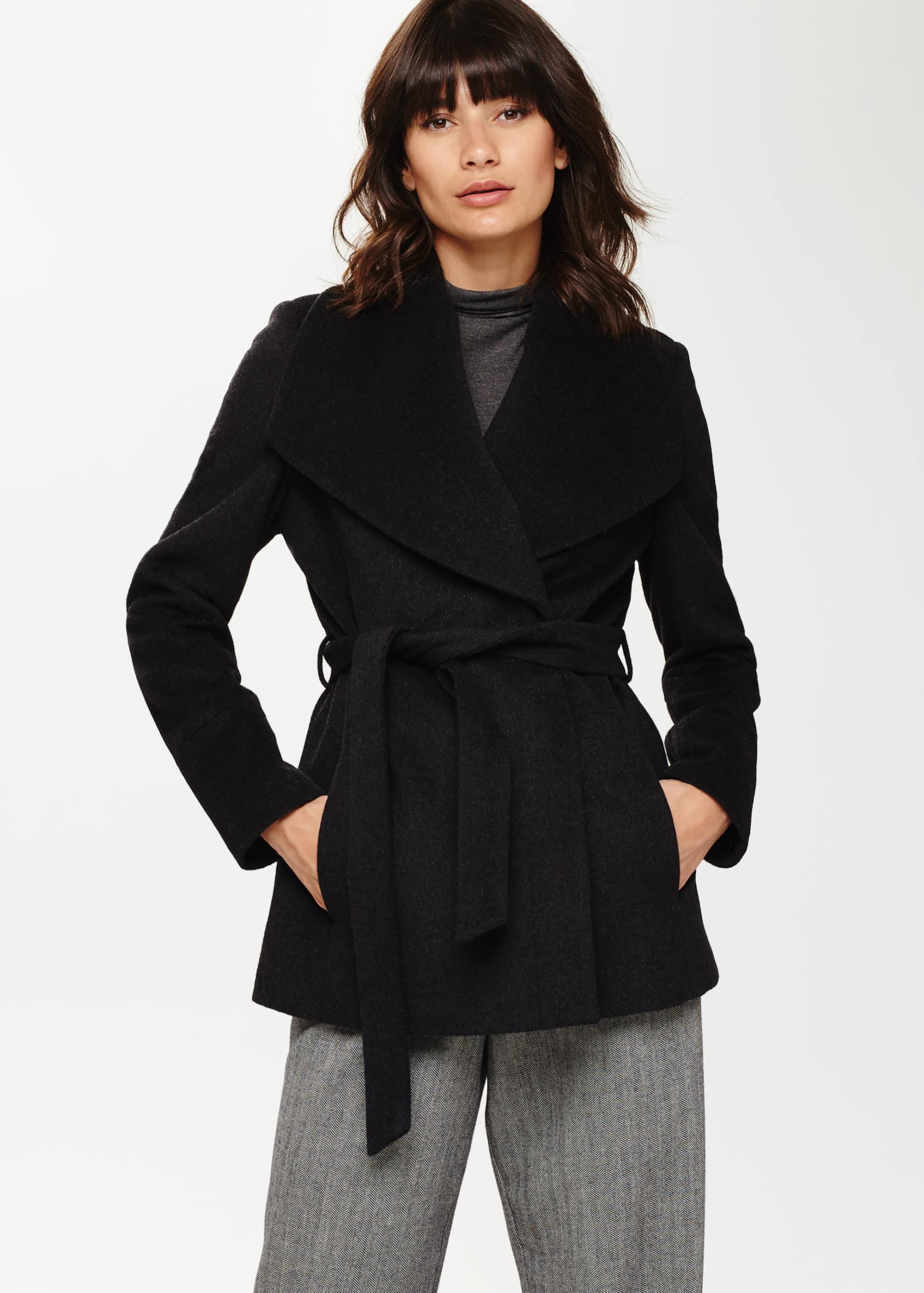 Phase Eight Women Nicci Wrap Coat