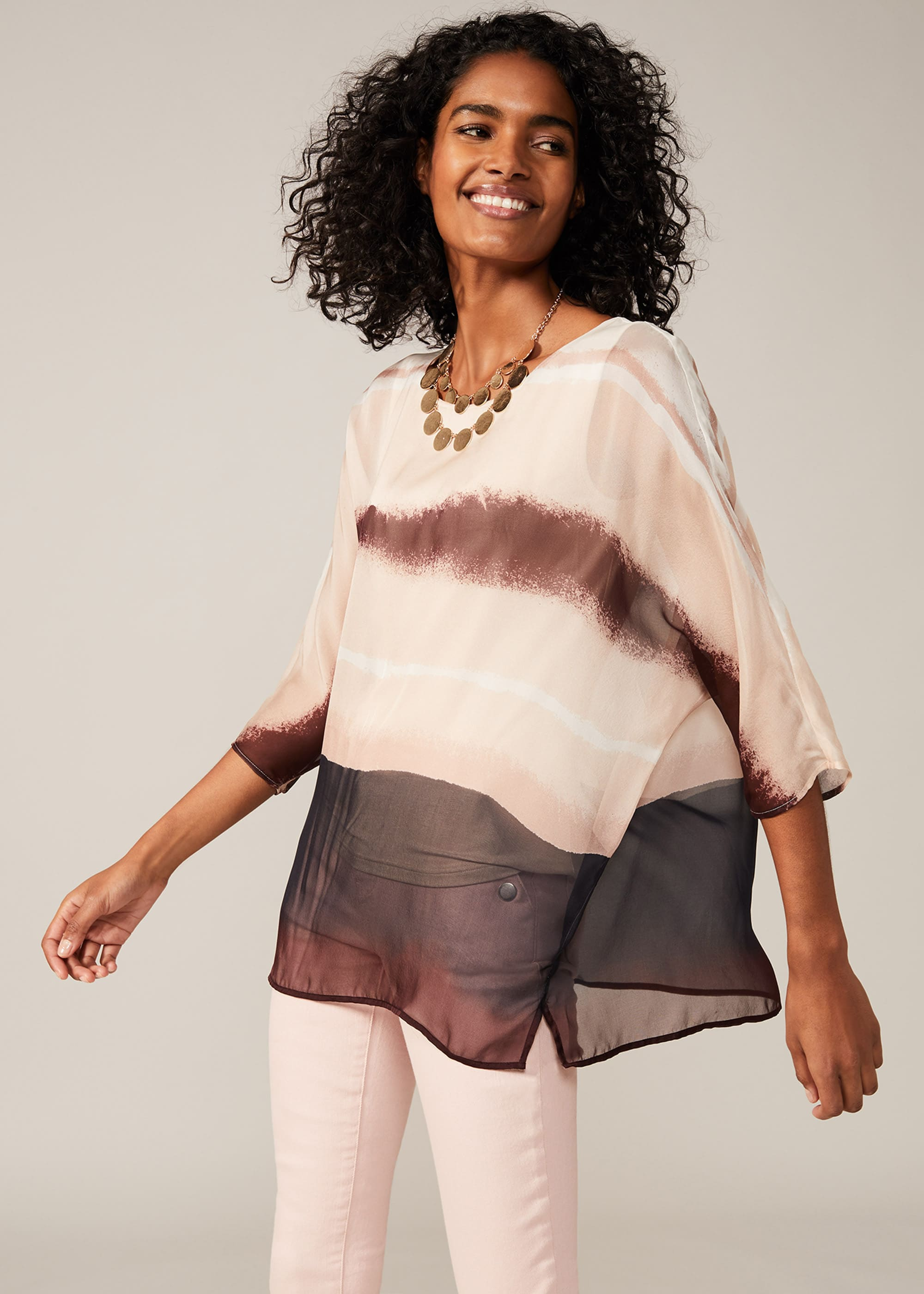 Phase Eight Women Nya Silk Blouse