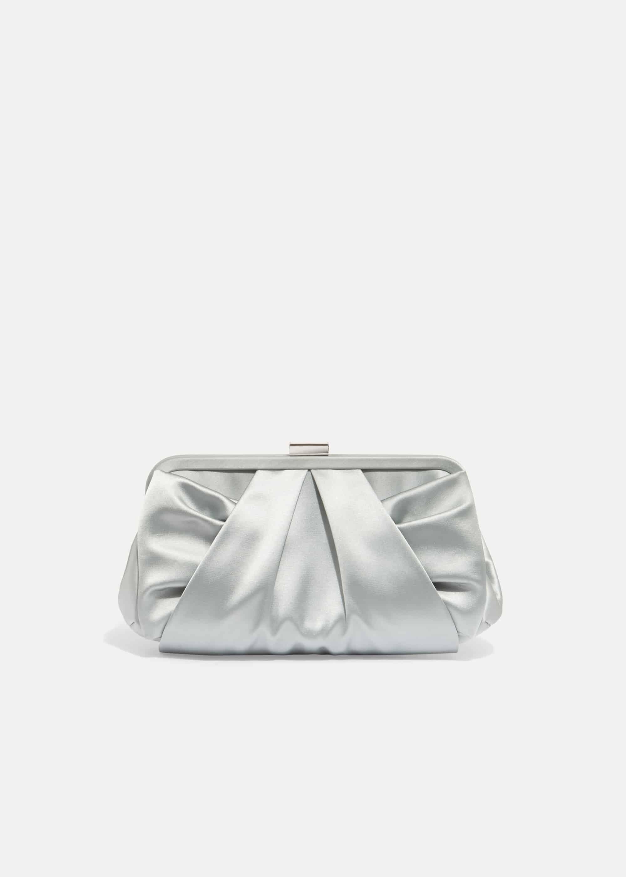 Phase Eight Women Alice Satin Bow Clutch Bag