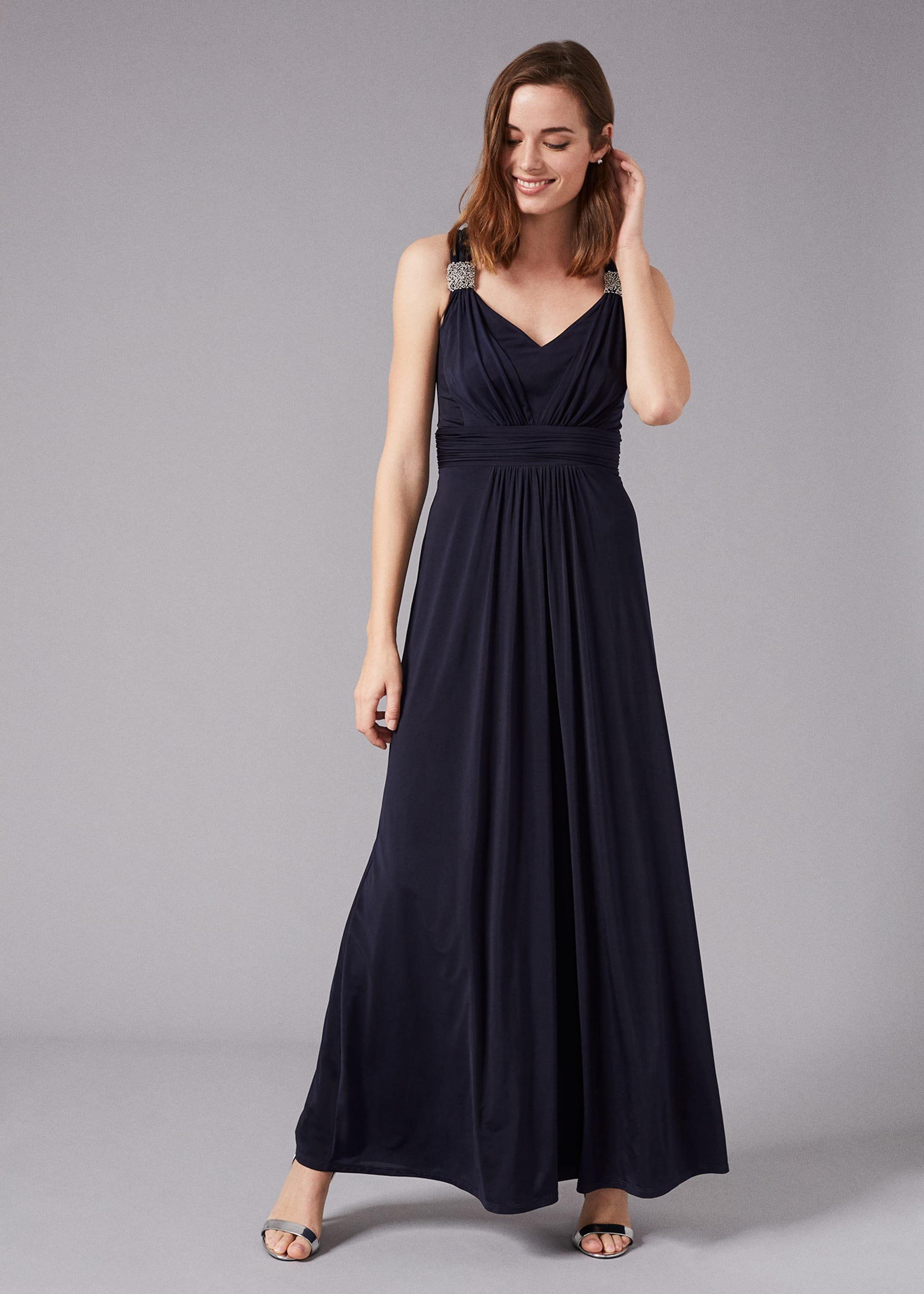 Phase Eight Women Odetta Embelished Jersey Dress