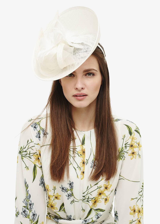Phase Eight Women Kate Flower Trim Fascinator