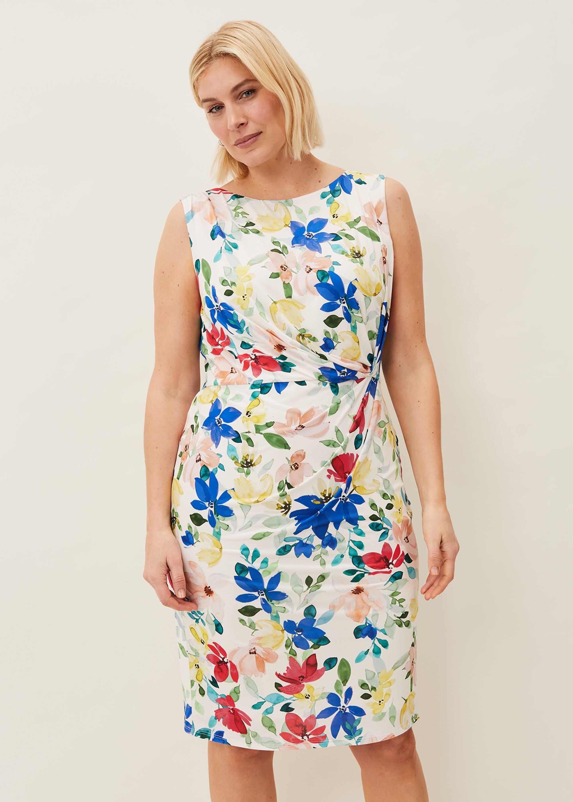 Phase Eight Women Etta Printed Jersey Dress