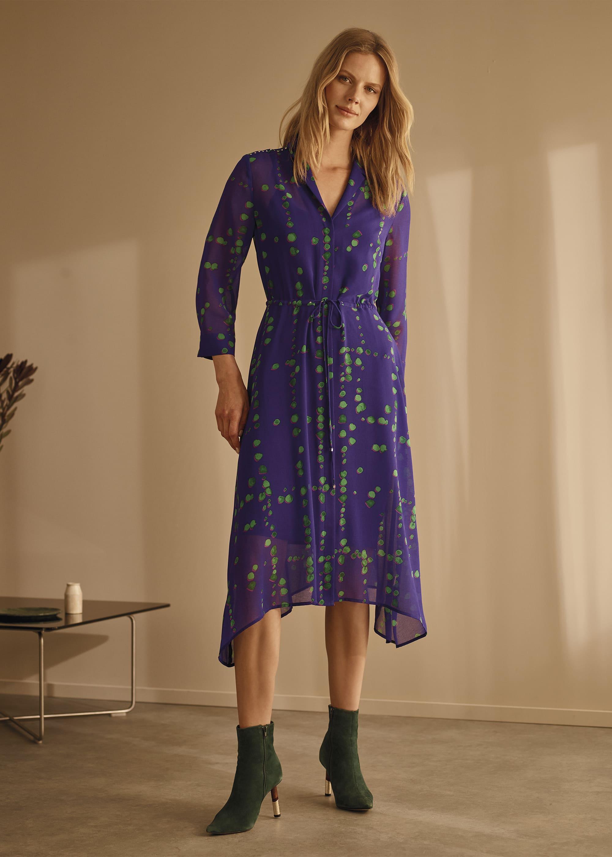 Phase Eight Women Bailey Print Dress