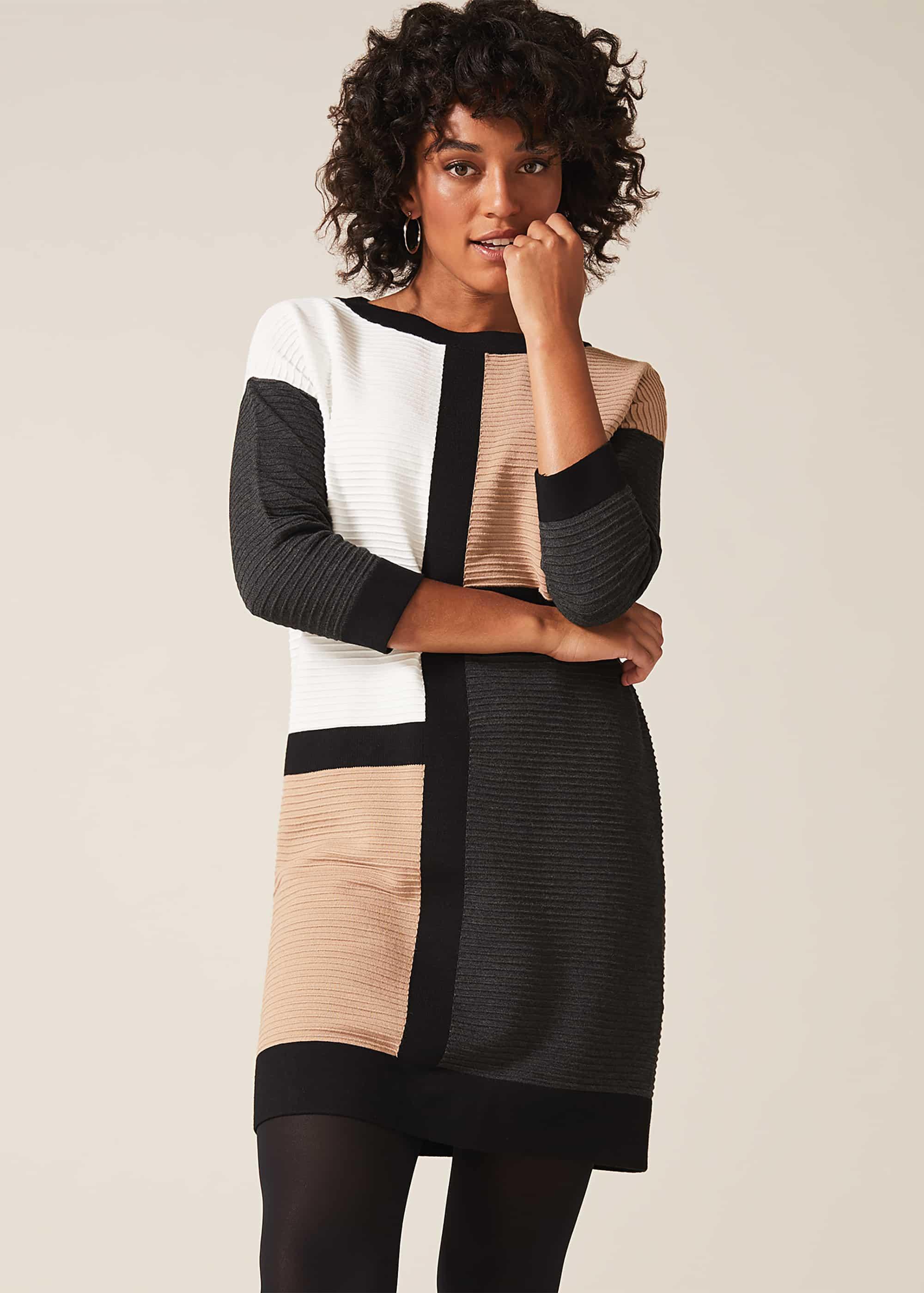 Phase Eight Women Casle Colourblock Dress