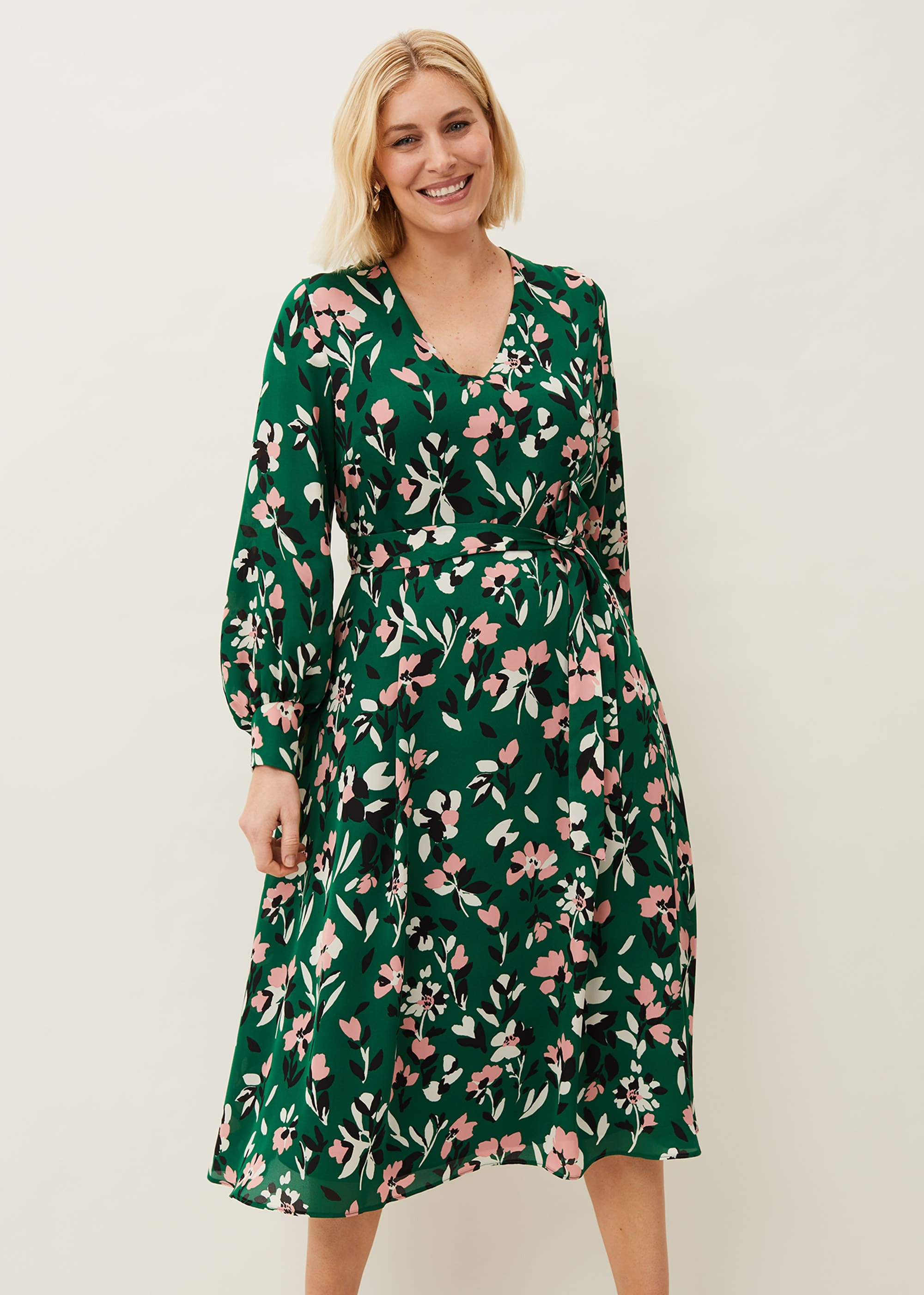 Phase Eight Women Emmy Floral Dress