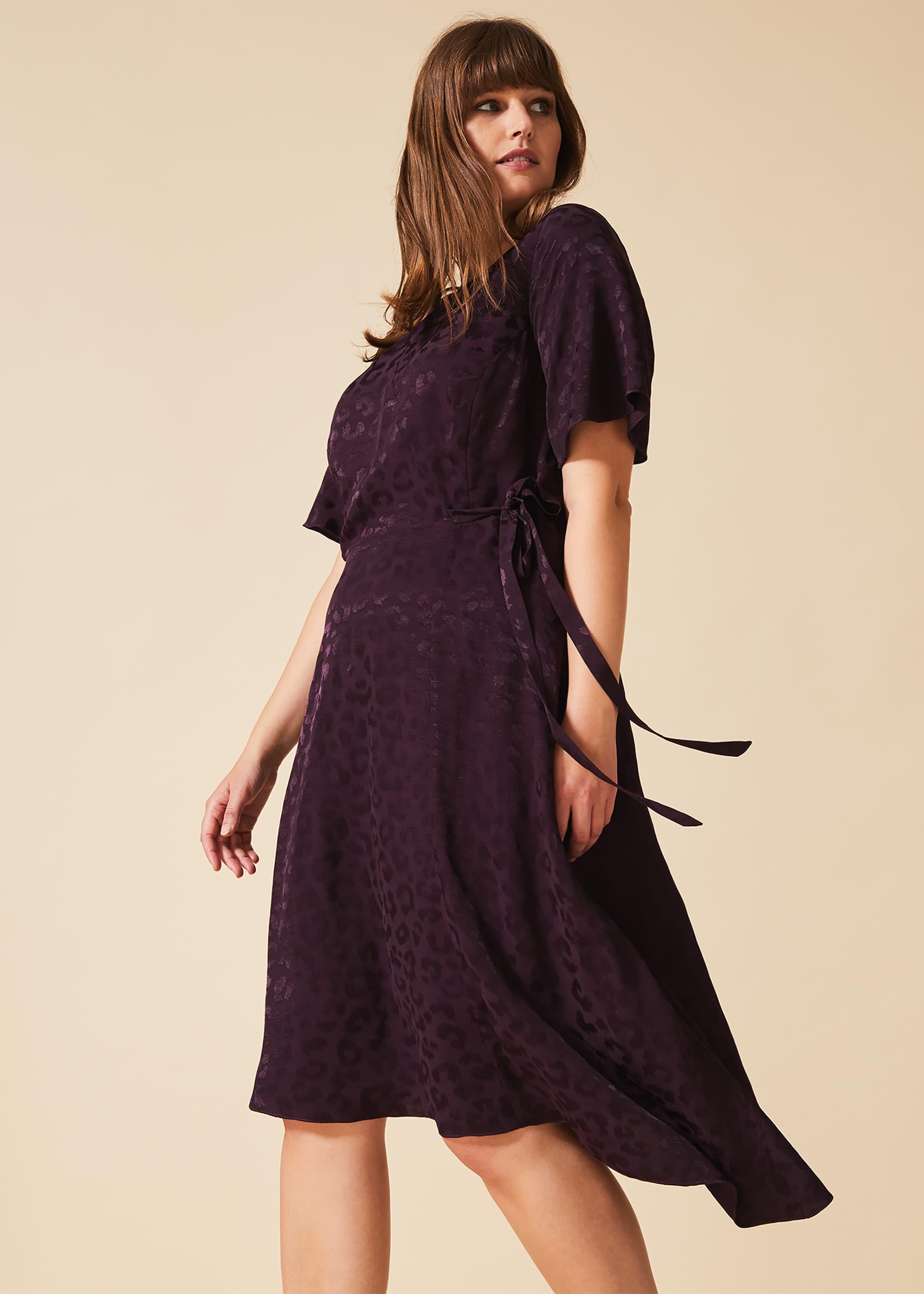 Studio 8 Women Zahara Jacquard Dress
