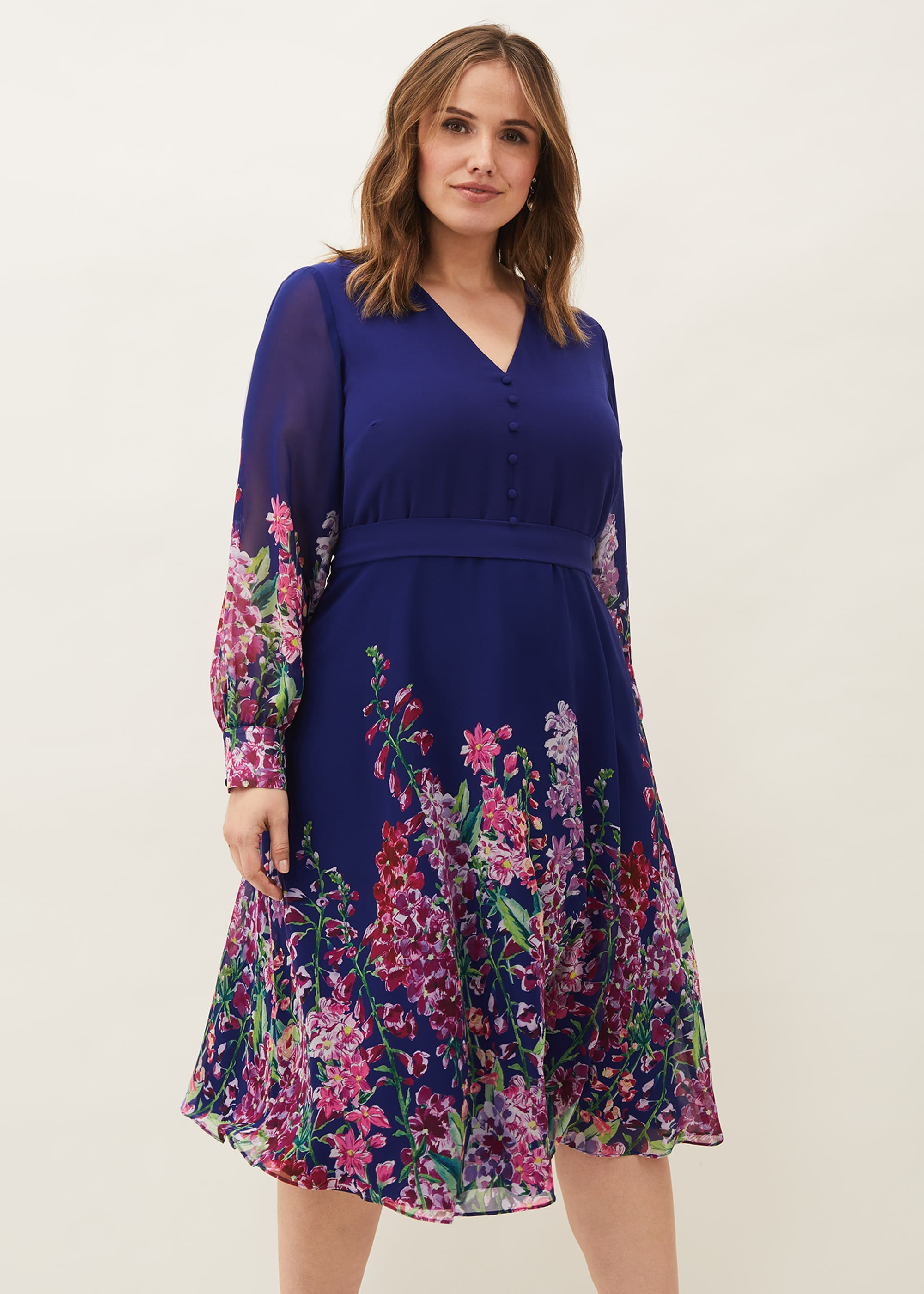Studio 8 Women Jasmine Floral Dress