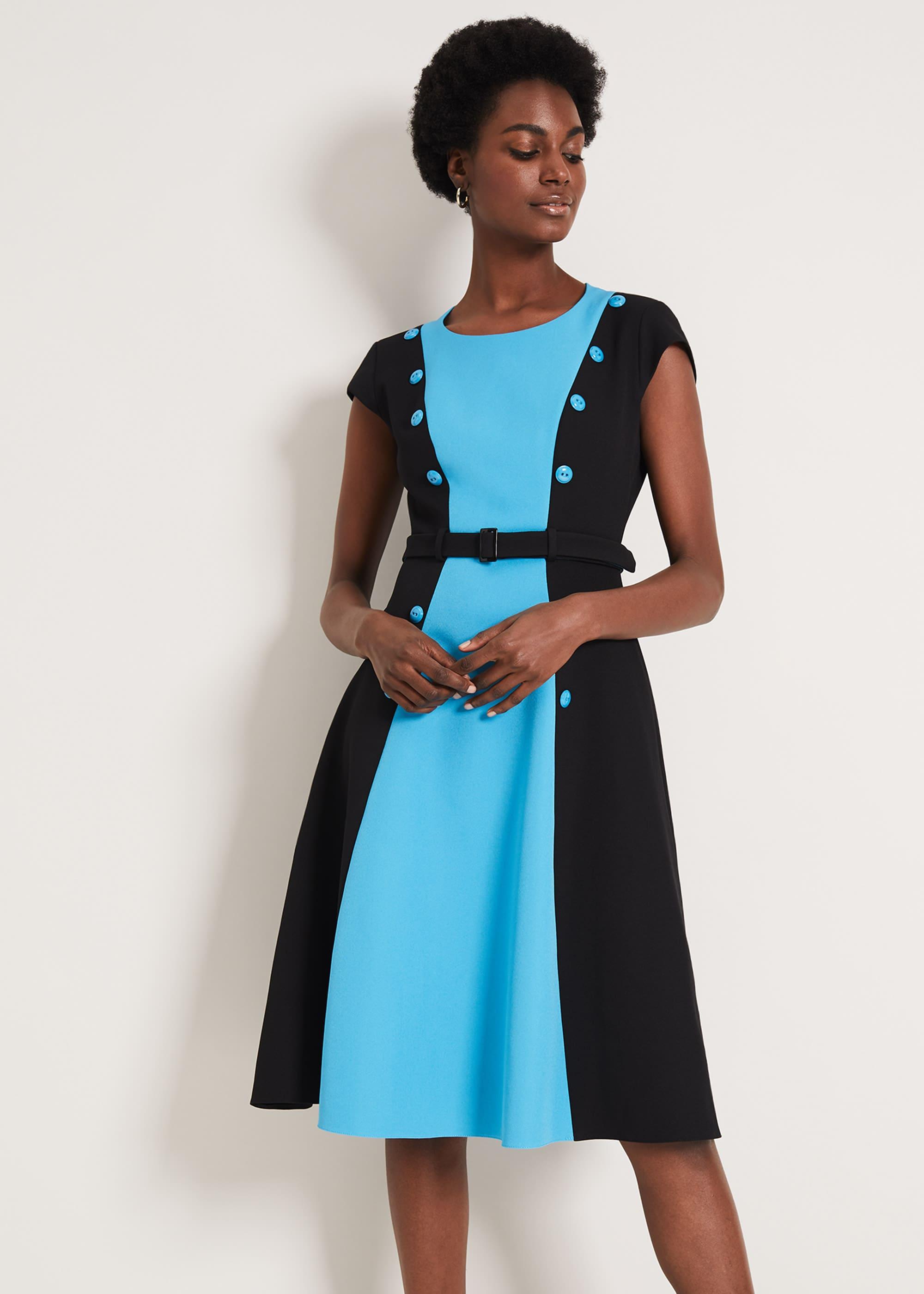 Damsel in a Dress Women Ethel Colourblock Dress