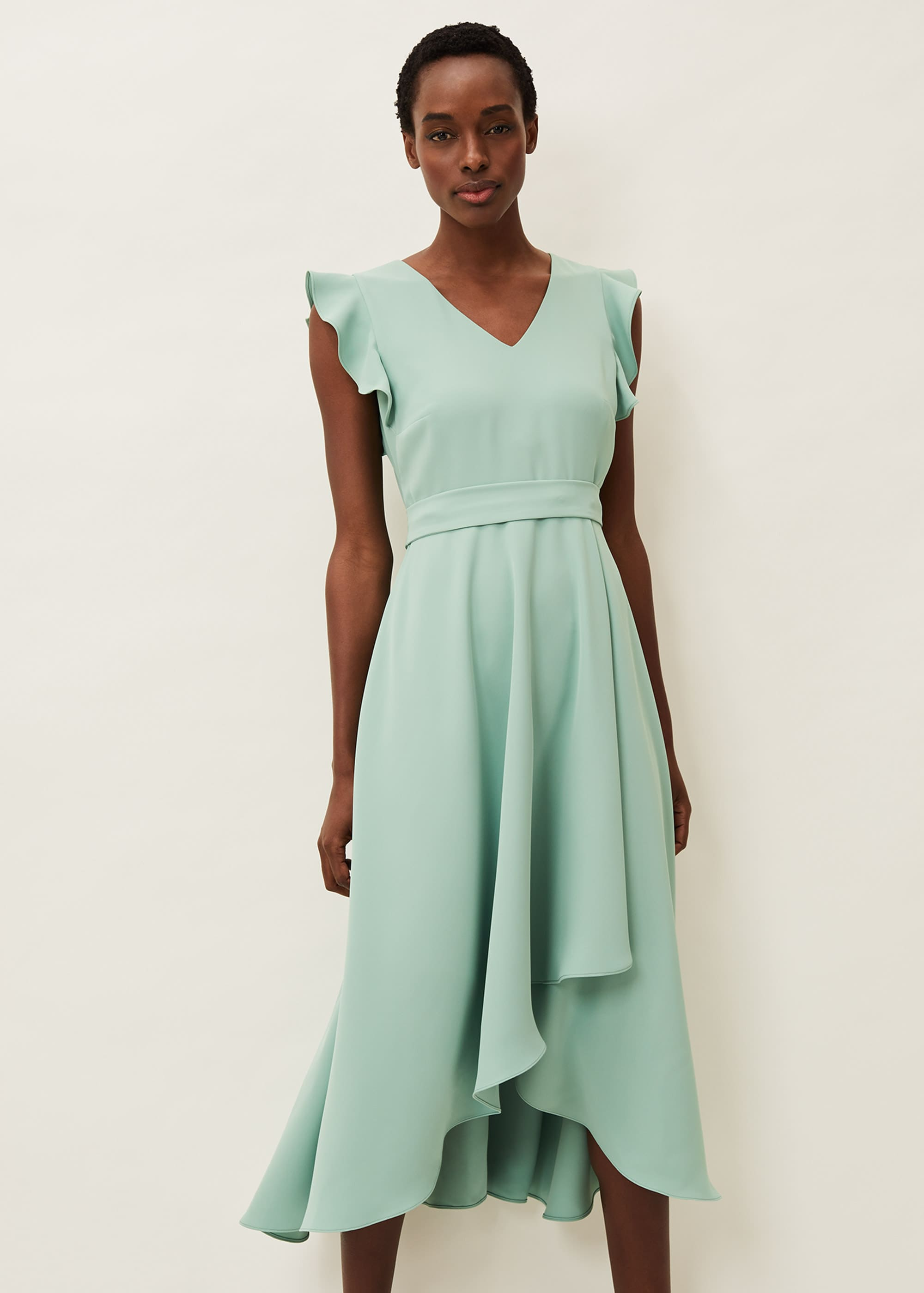 Phase Eight Women Aurelia Frill Dress