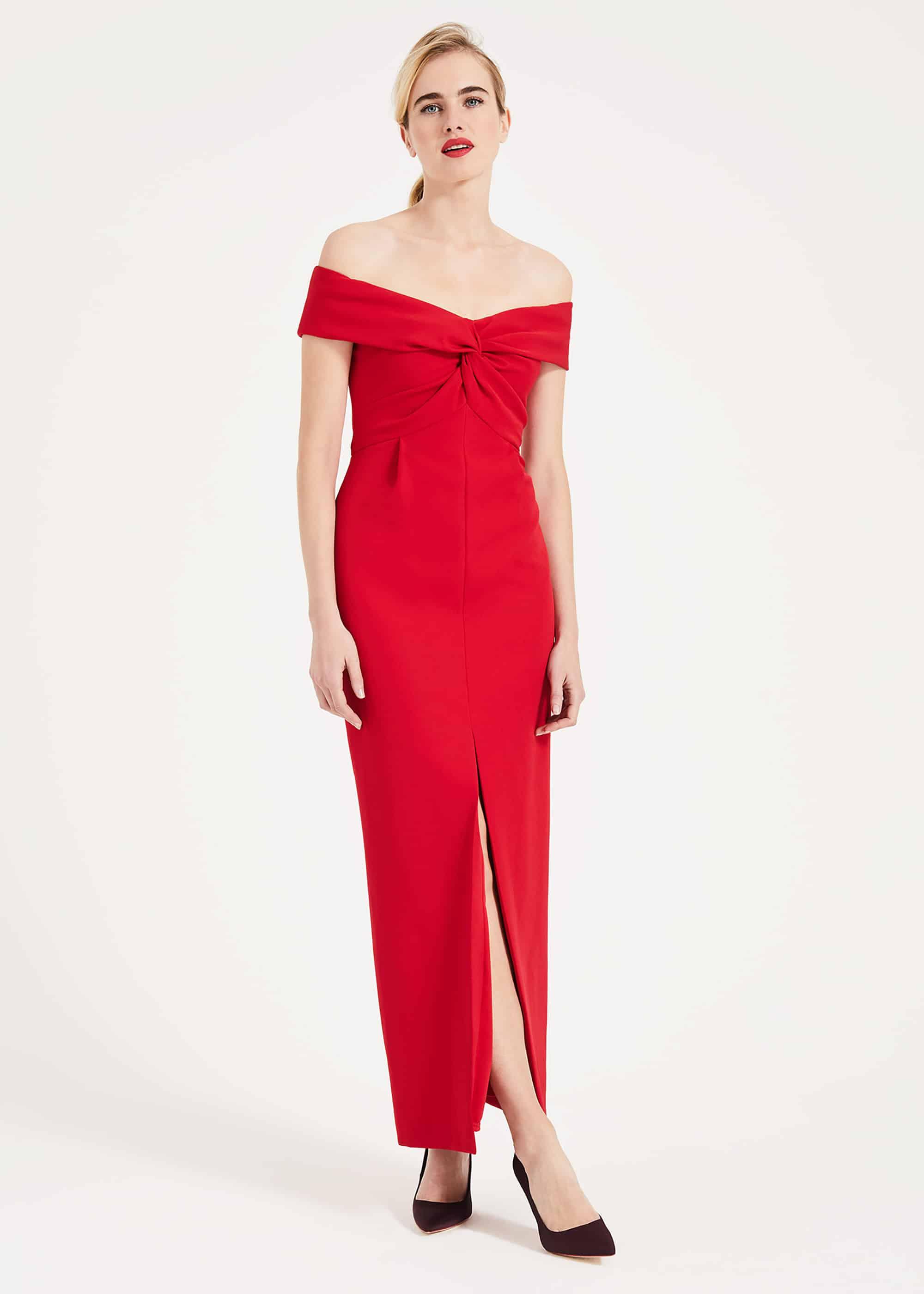 Phase Eight Women Marcelina Twist Maxi Dress