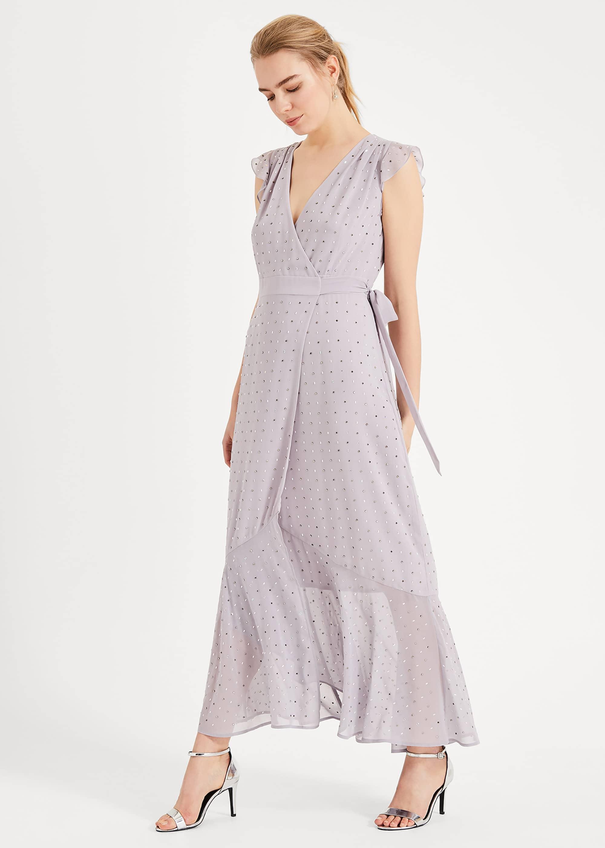 Phase Eight Women Kimmy Sparkle Maxi Dress