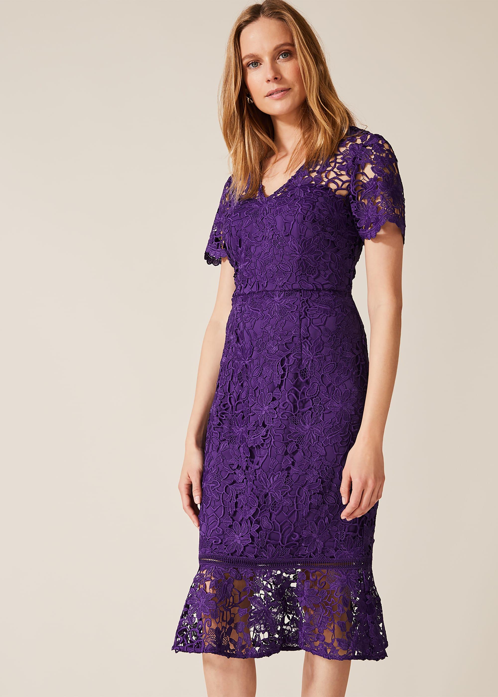 Phase Eight Women Daria Guipire Lace Dress