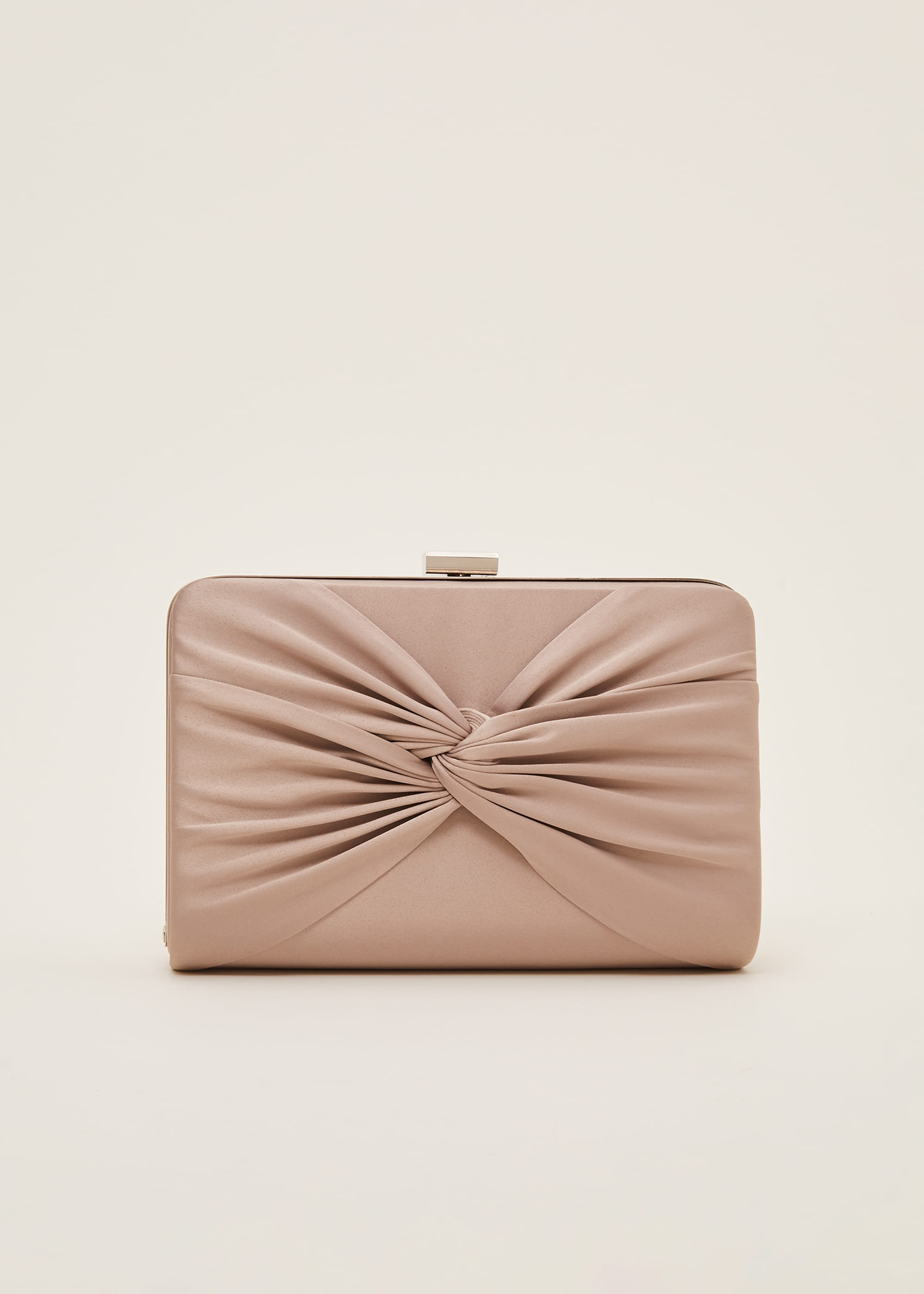 Phase Eight Women Kendall Satin Clutch Bag