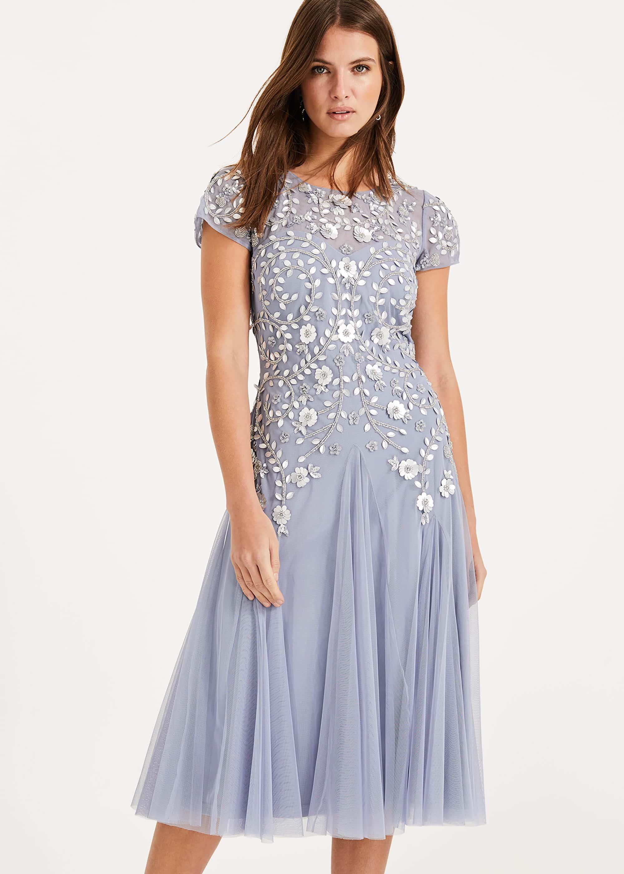 Phase Eight Women Celia Sequin Tulle Dress