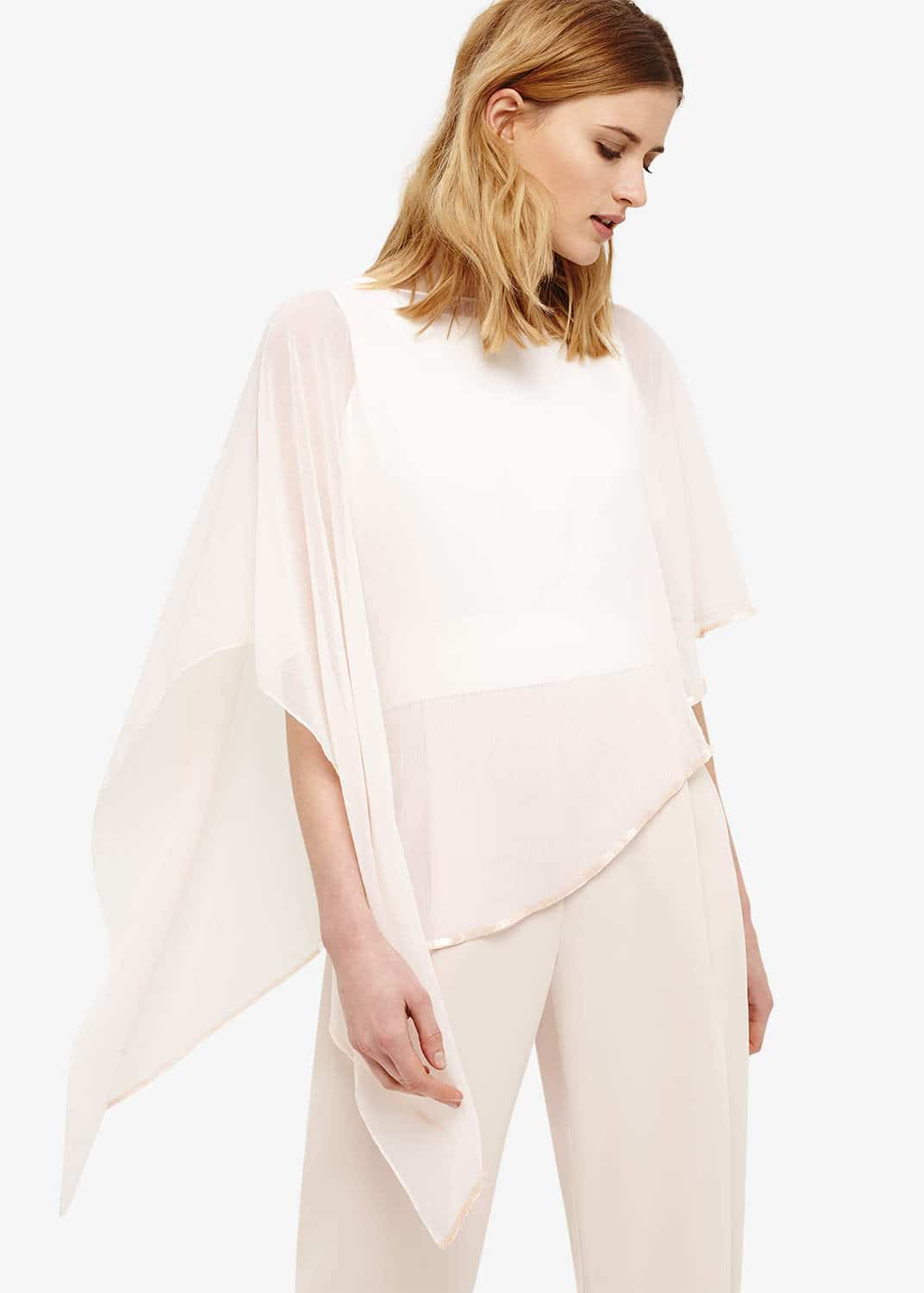 Phase Eight Women Benadette Sequin Trim Cover Up