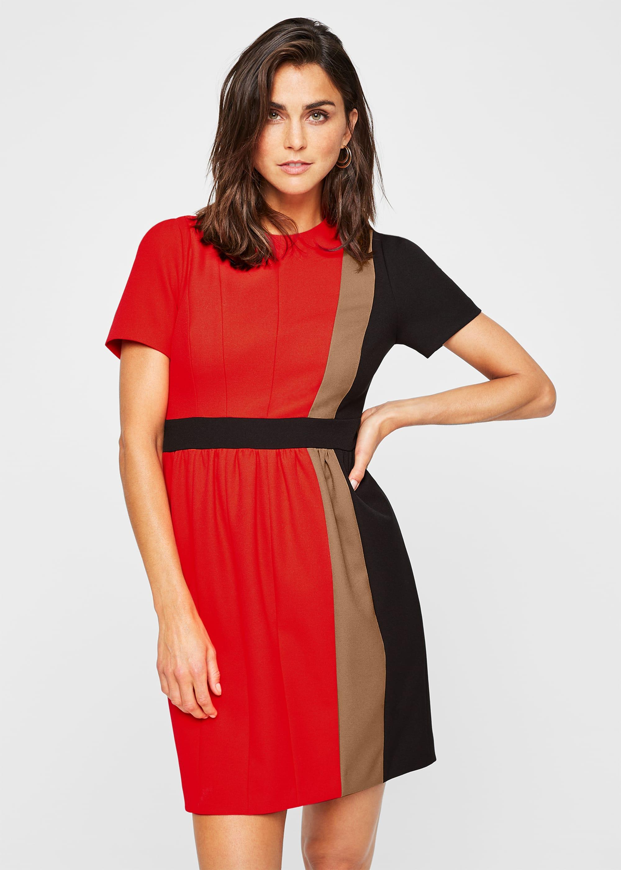 Damsel in a Dress Women Rufina Colourblock Stripe Dress