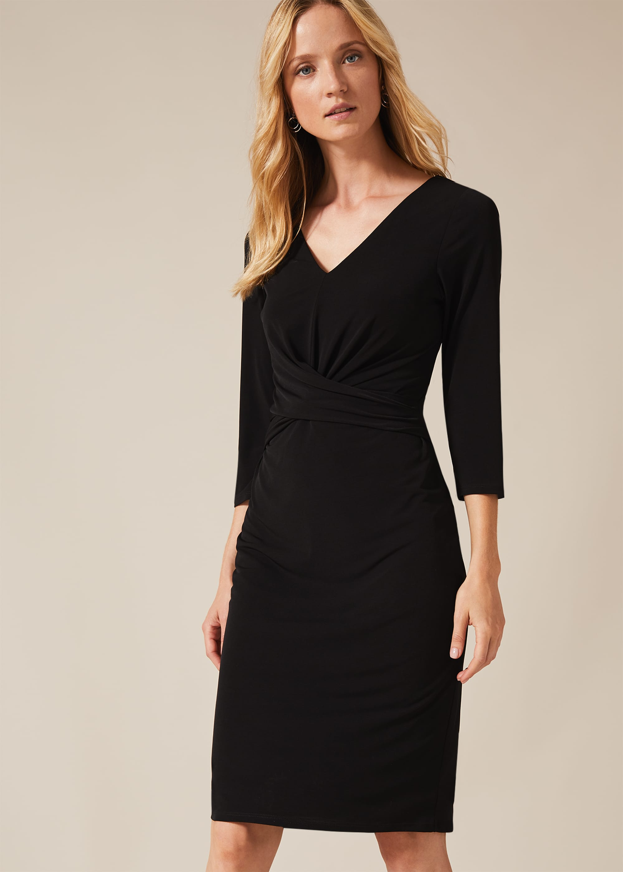 Phase Eight Women Selima Twist Front Dress