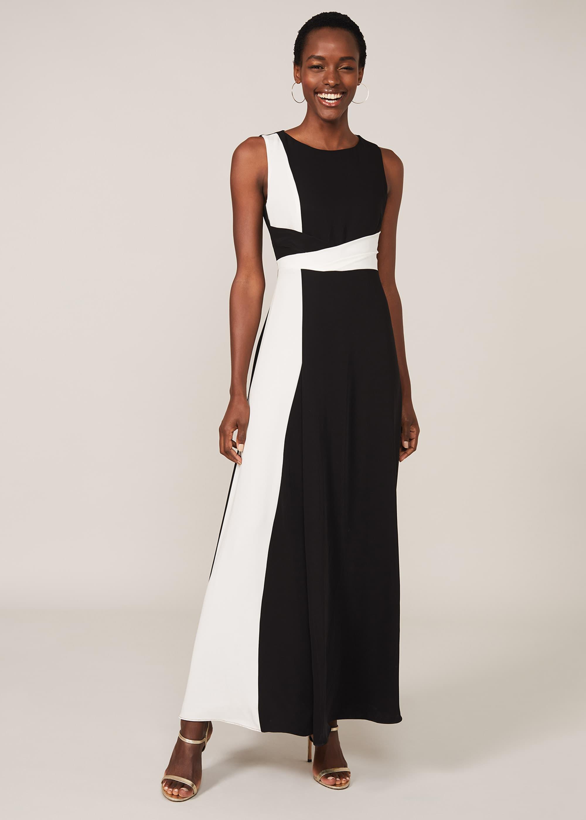 Phase Eight Women Hatsy Contrast Maxi Dress