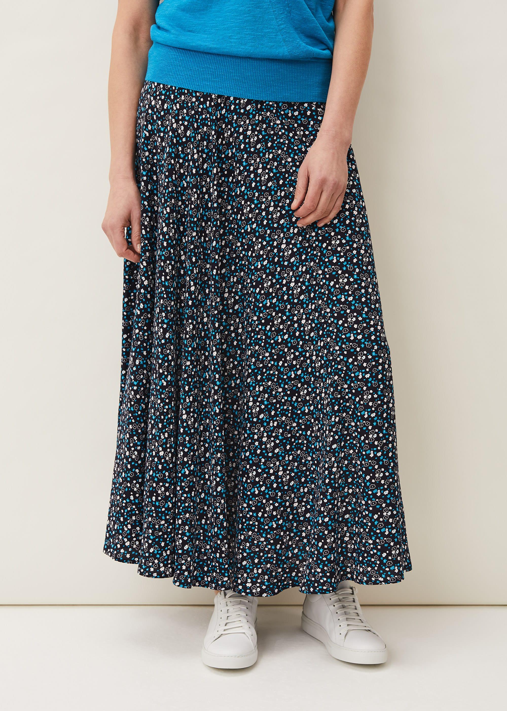 Phase Eight Women Hermonia Floral Maxi Skirt