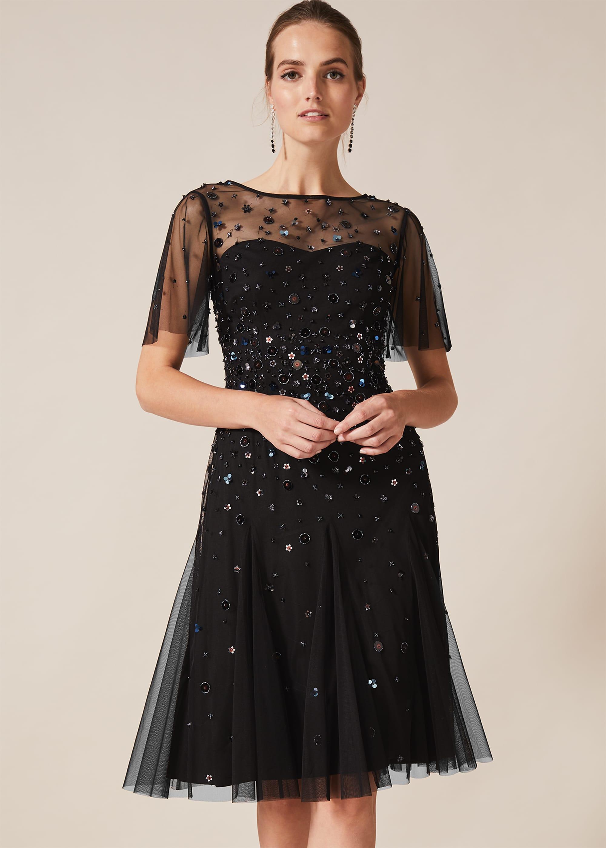 Phase Eight Women Molly Short Sequin Dress