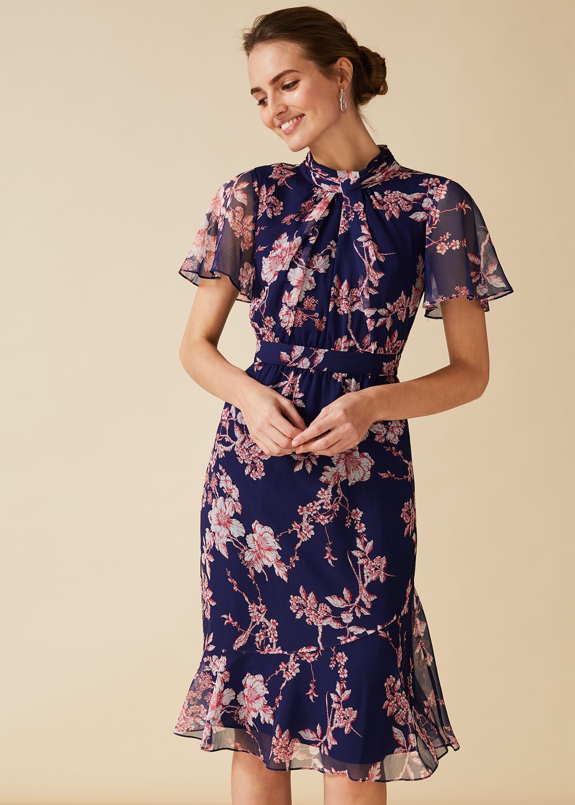Phase Eight Women Maya Printed Dress