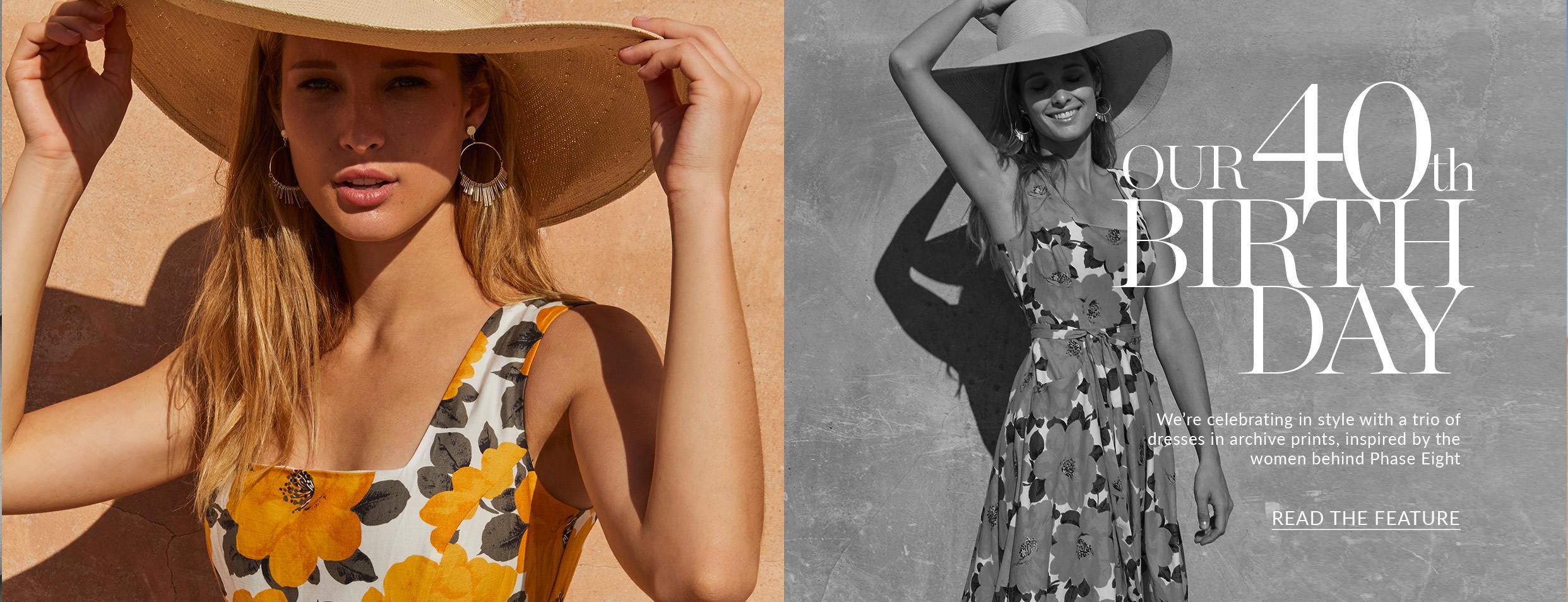 Isadora Floral Maxi Dress